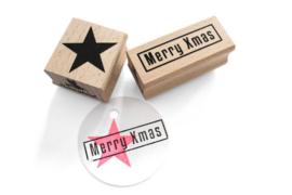Stamp Merry Xmas