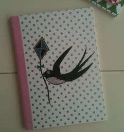 Notebook Dragon Bird