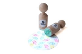 Pawn Stamp - Icecream