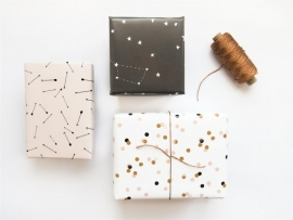 Wrapping paper set - Party under the sky