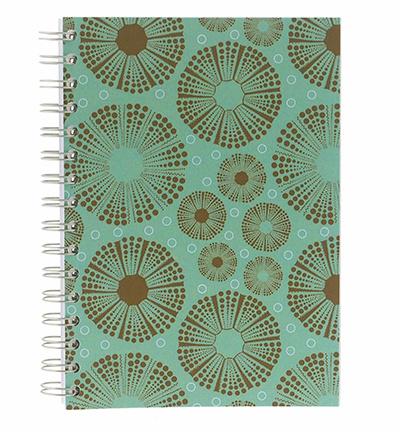 Bulletjournal Fossil – Sea Urchin Green/taupe