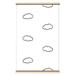 Behangpapier Clouds