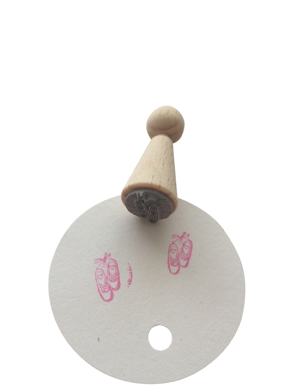 Mini Stempel - Ballerina's