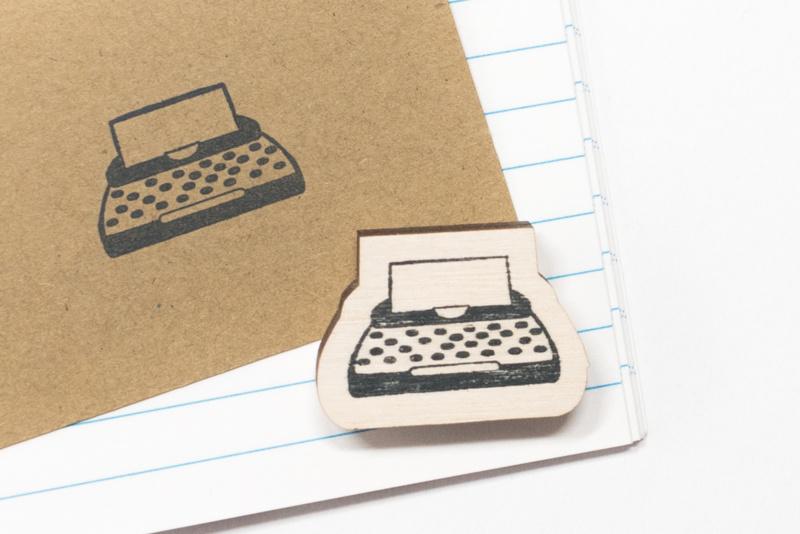 Stempel Typemachine Studio Maas