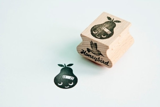 Stamp Pear