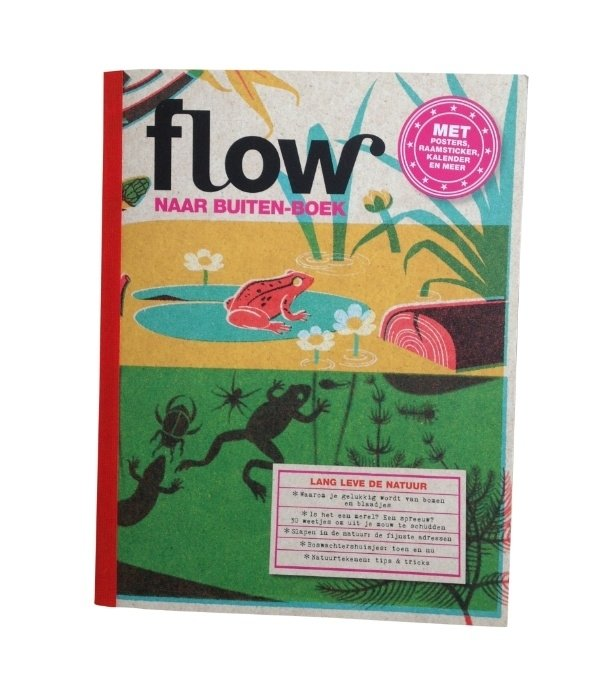 Flow Outward-Book
