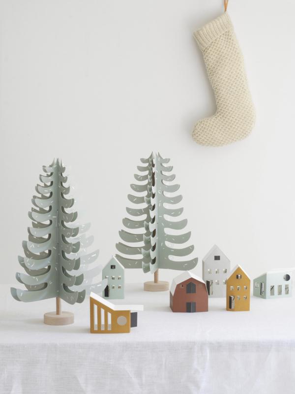 FIR tree - Papieren boom