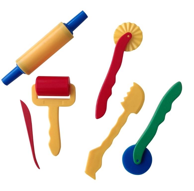 Super Fluffy Tools