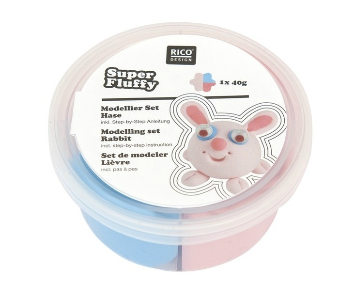 Super Fluffy Rabbit
