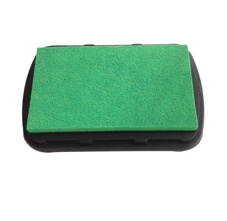 Ink Pad Textile - Neon Green
