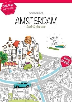 Very Mappy Amsterdam