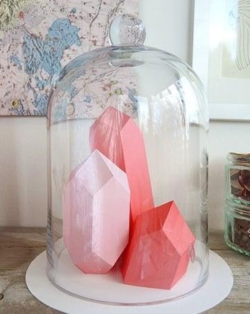 Bergkristal mal