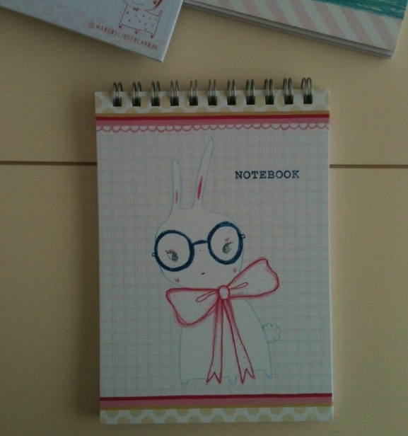 Kacy notebook A6