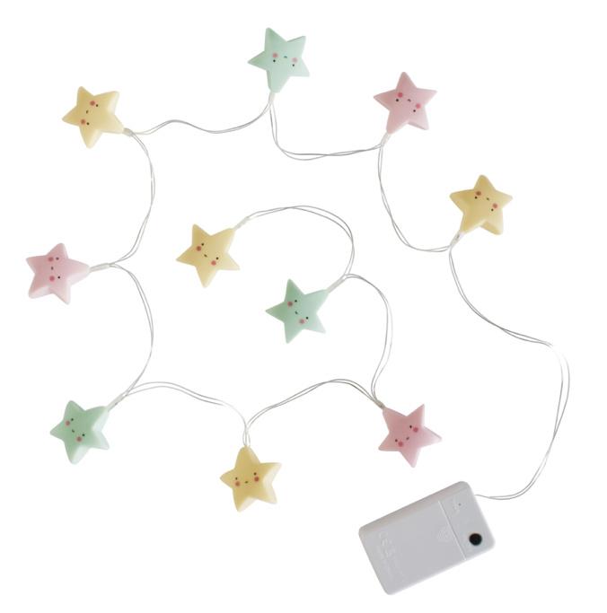 String lights - sterren