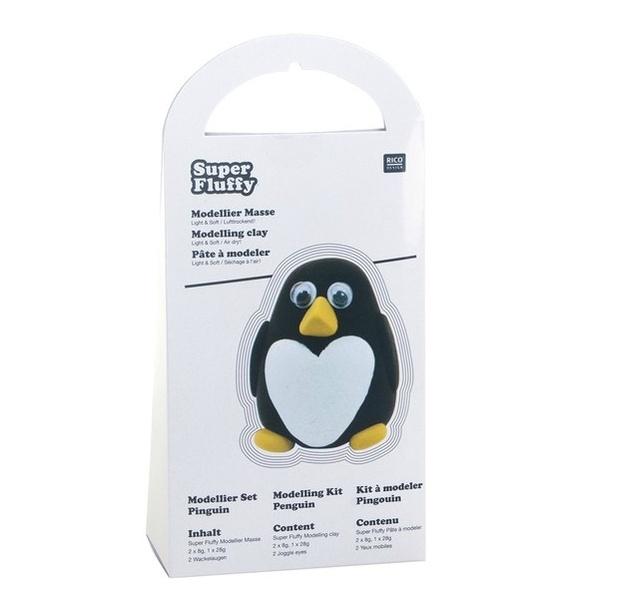 Super Fluffy Penguin