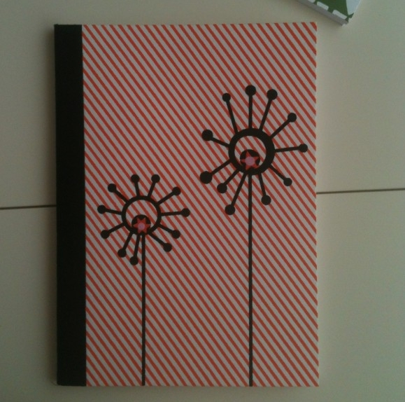 Notebook Flower Star