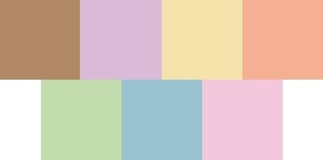 Pastel Paper A4 - vel