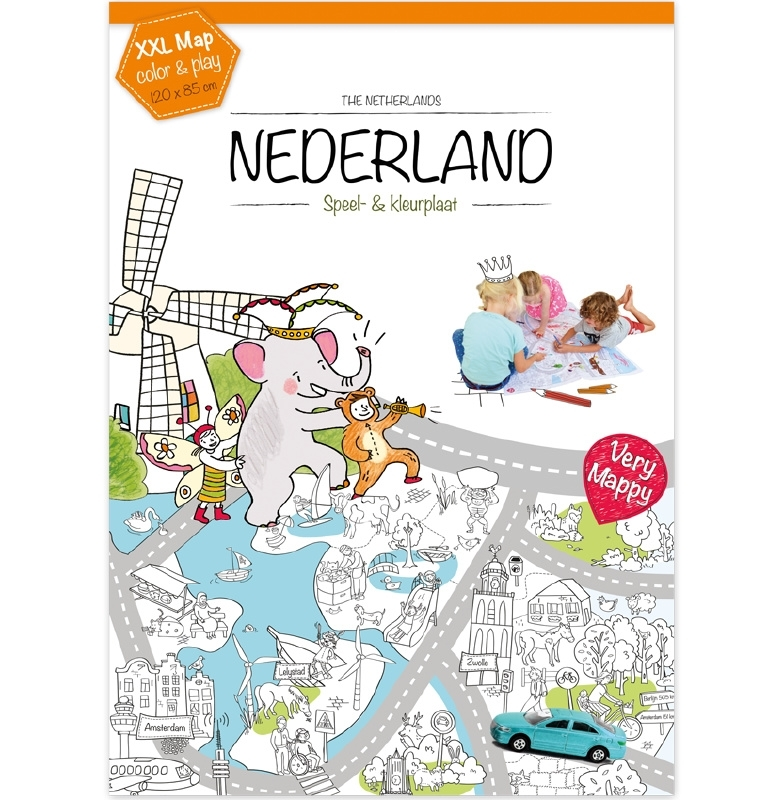 Very Mappy The Netherlands