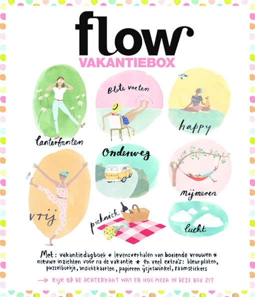 FLOW holiday box