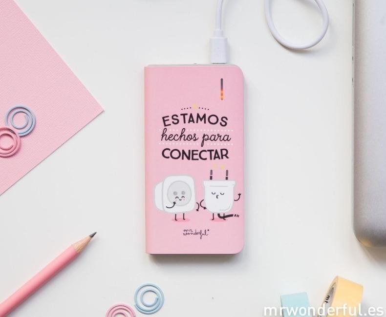 Power Bank - Pink