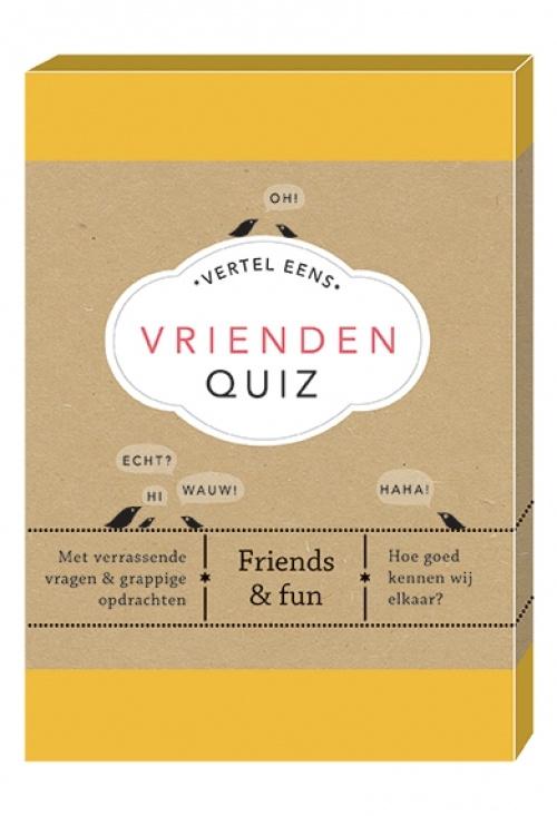 Vrienden Quiz