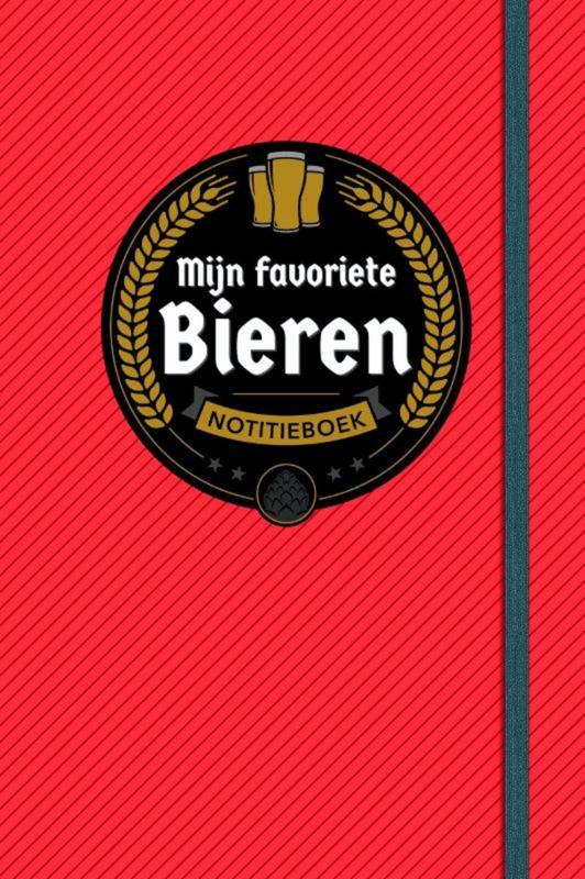 Mijn favoriete Bieren Notitieboek