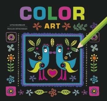 Color Art kleurboek