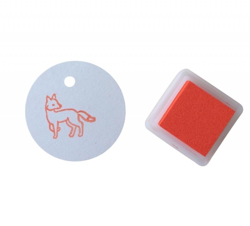 Ink pad - orange