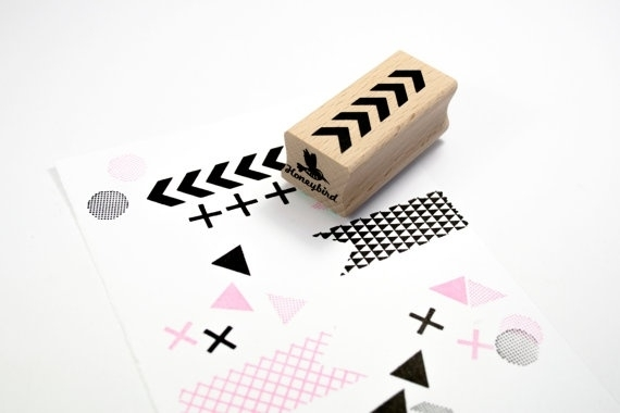 Stamp Arrows