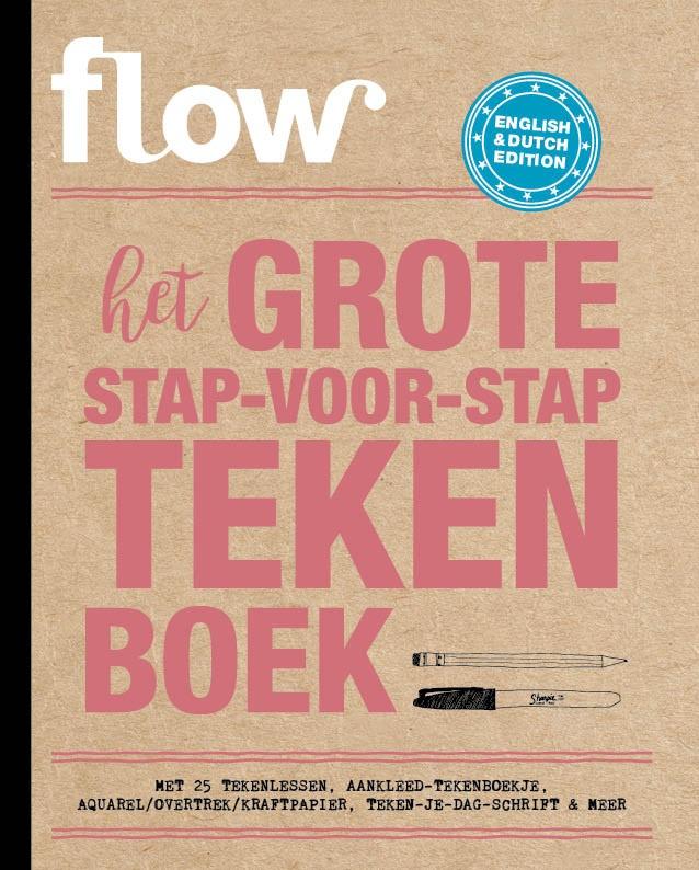 Het Grote Tekenboek - FLOW