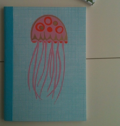 Notebook Jelly Fish