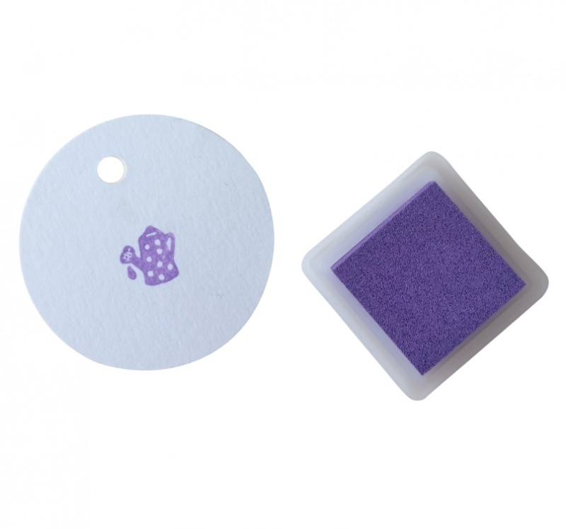 Ink pad - heliotrope