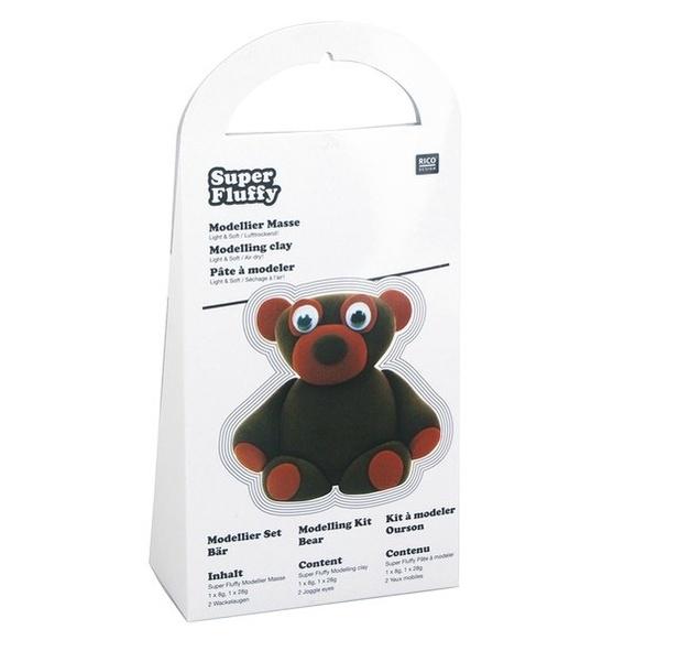 Super Fluffy Bear