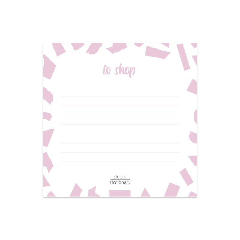 Mini To Shop Pink Confetti
