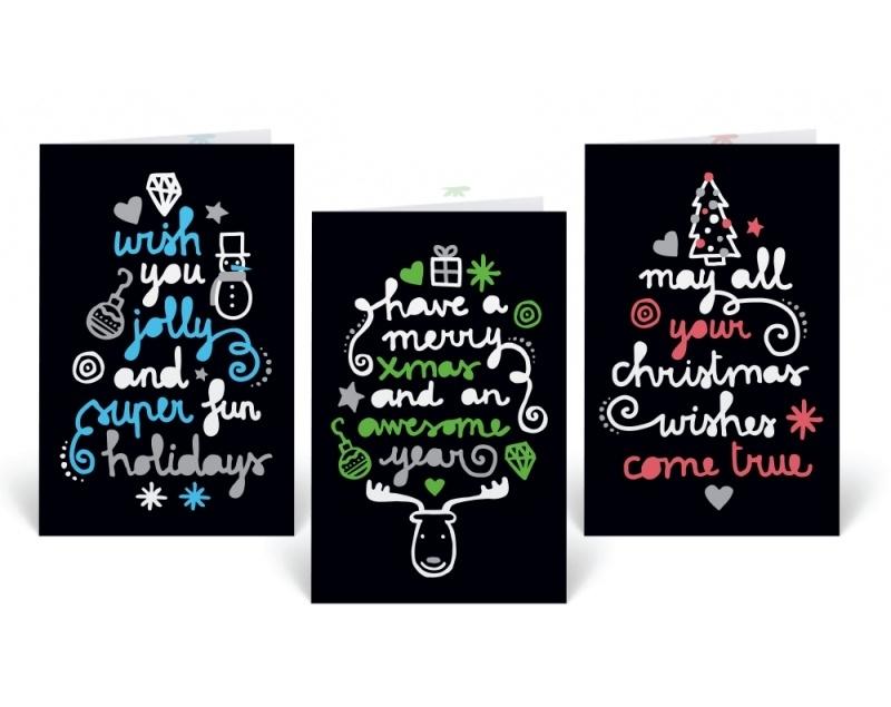 Christmas Cards Ankepanke