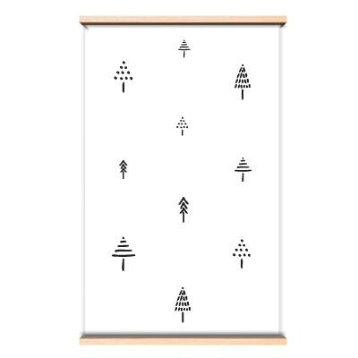 Behangpapier Trees