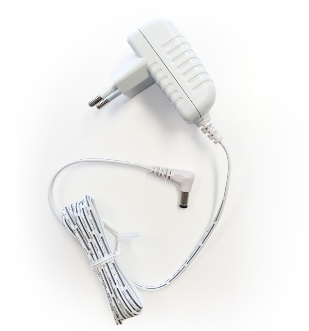 Adaptor EU - white
