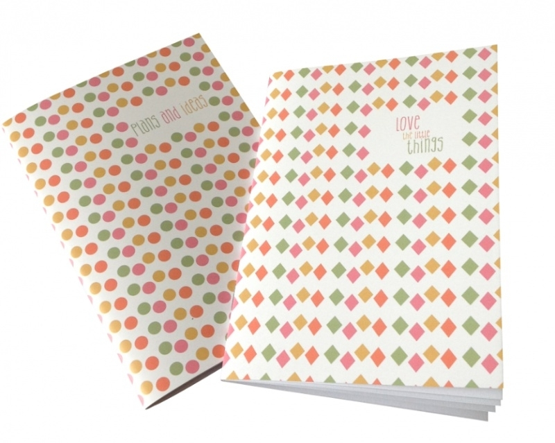 "Notebooks ""sunny"""