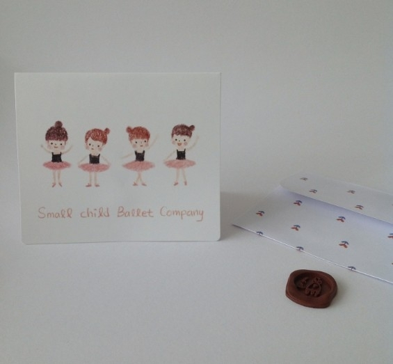 Small Child ballet