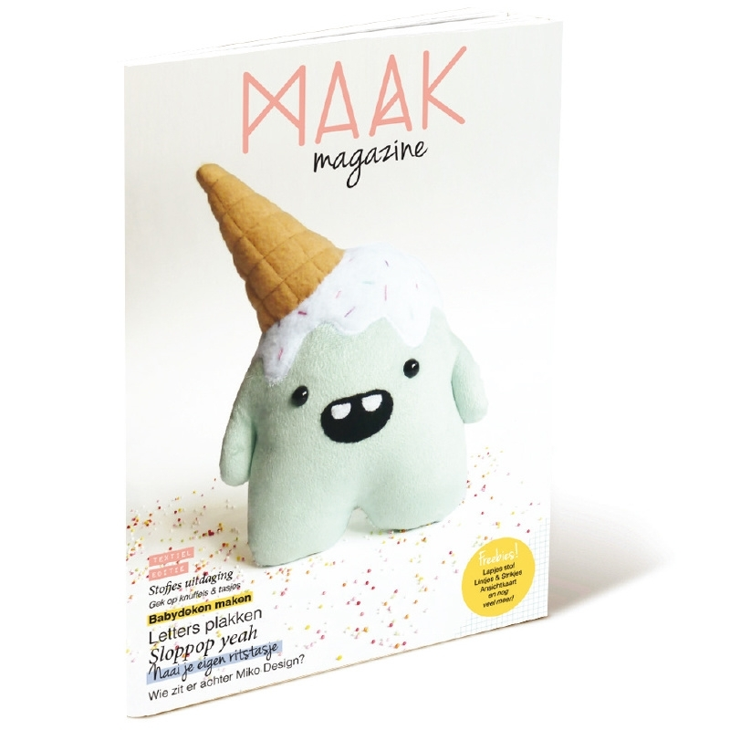 Maak Magazine - Textile