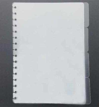 Tabsheets transparant Journals