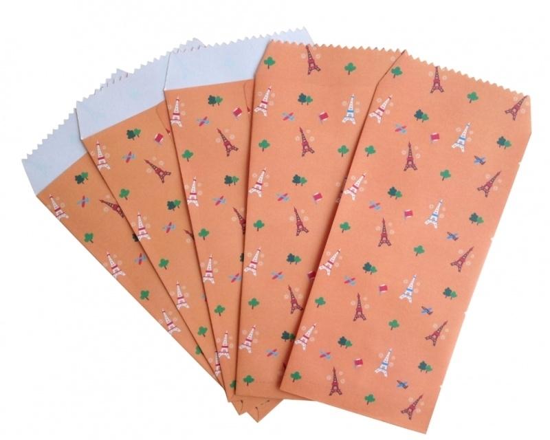 Envelopes Paris