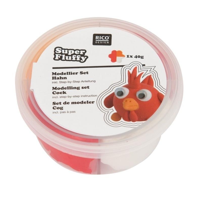 Super Fluffy Rooster