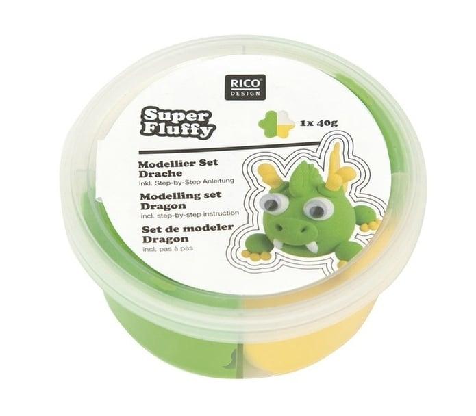 Super Fluffy Dragon