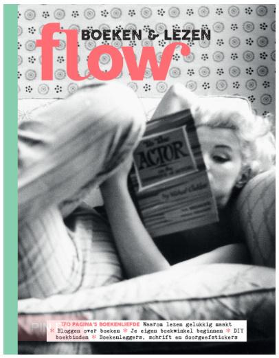 FLOW boeken en lezen