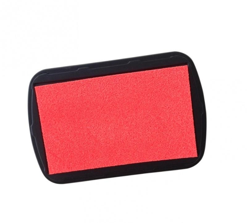 Stempelkussen textiel inkt - Neon Oranje