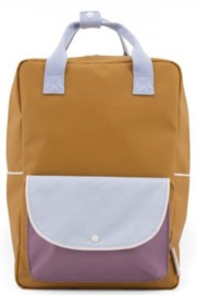 Sticky Lemon Backpack Wanderer Large Fudge-Blue-Purple