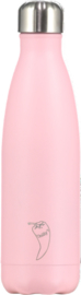 Chilly's Bottles - Chilly's Bottle 500ml Pastel Pink