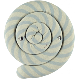 OYOY Lollipop Cushion Blue