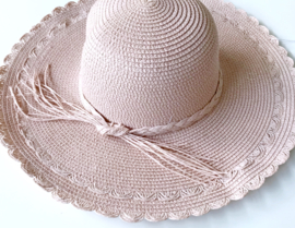 Kdootjes Summer Fashion Zomerhoed Roze